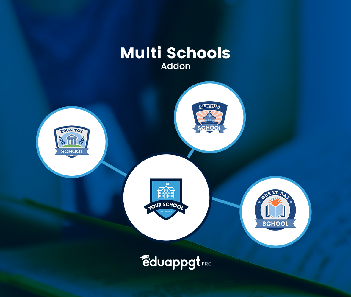 EduAppGT Pro - School Management System - 1